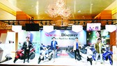 """Yamaha Motor Việt Nam công bố """"New me, Discover""""- Khám phá chất riêng"""
