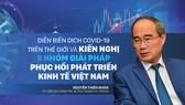 Diễn biến dịch COVID-19 trên thế giới và kiến nghị 9 nhóm giải pháp phục hồi phát triển kinh tế Việt Nam