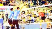 Vòng 1, Giải bóng chuyền vô địch quốc gia: Sanest Khánh Hòa thắng tuyệt đối