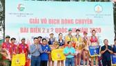 Giải vô địch bóng chuyền bãi biển 2x2 Quốc gia 2020