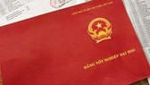 Kỷ luật phó chủ tịch huyện khai man bằng đại học