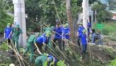Chung tay cải thiện vệ sinh môi trường
