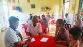 Tuổi trẻ ngành y tri ân người có công ở Triệu Phước (Quảng Trị)