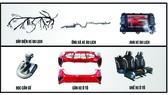 Một số sản phẩm linh kiện OEM do Thaco cung cấp