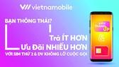 """Vietnamobile ra mắt chiến dịch """"Bạn thông thái?"""""""