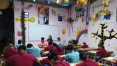 Lớp học tình thương cho trẻ em cơ nhỡ