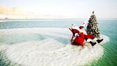Ông già Noel đến sớm