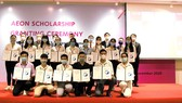 AEON tổ chức trực tuyến lễ trao học bổng lần thứ 12 cho sinh viên Việt Nam