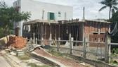 Cách chức một chủ tịch UBND phường để xảy ra xây dựng trái phép