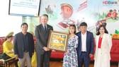 Đại sứ Hoa Kỳ thăm và làm việc với HDBank, Vietjet