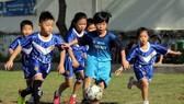 Bóng đá học đường tại TPHCM ngày càng được nhân rộng