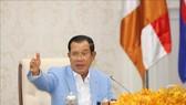 Thủ tướng Campuchia Samdech Techo Hun Sen. Ảnh: TTXVN