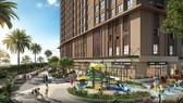 Sản phẩm căn hộ chung cư chiếm lĩnh thị trường bất động sản