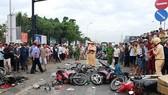 Hỗ trợ nhân đạo nạn nhân tai nạn giao thông lên đến 45 triệu đồng/người