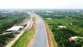 Cao tốc Trung Lương - Mỹ Thuận: Đã sẵn sàng nhưng chưa cho lưu thông