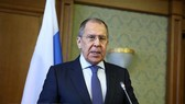 Ngoại trưởng Nga Sergei Lavrov. Ảnh: AFP
