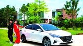 TC Motor công bố kết quả bán hàng Hyundai tháng 4-2021