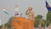Tướng Min Aung Hlaing. Ảnh: IRRAWADDY