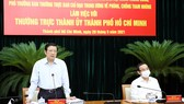 Trưởng Ban Nội chính Trung ương Phan Đình Trạc: TPHCM cần đẩy nhanh xử lý một số sai phạm