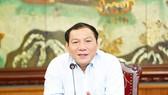 Bộ trưởng Bộ VH-TT-DL  Nguyễn Văn Hùng. Ảnh: MAI AN