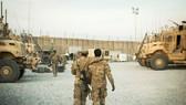 Binh sĩ Mỹ ở Afghanistan. Ảnh: REUTERS