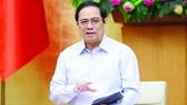 Thủ tướng Phạm Minh Chính: Đẩy lùi tiêu cực, lấy cái đẹp dẹp cái xấu