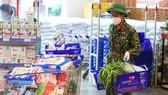 Giảm bất cập, kịp thời cung ứng thực phẩm đến người dân