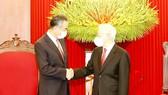 Việt Nam - Trung Quốc tăng cường hợp tác nhiều mặt