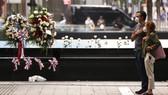 Tưởng niệm các nạn nhân vụ khủng bố 11-9 ở Manhattan, New York