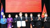 Đưa quan hệ hợp tác TPHCM - Vientiane lên tầm cao mới