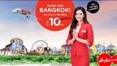 AirAsia mở đường bay thẳng Đà Nẵng - Bangkok