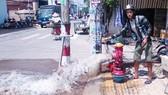 Lắp đặt thêm trụ nước chữa cháy tại các KDC có nguy cơ cháy nổ cao