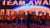 Đoàn Việt Nam tham dự Cuộc thi Olympiad Toán học Thế giới 2017