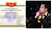 Nhà văn Chu Lai cho rằng việc tặng bằng khen Giáo sư âm nhạc cho ca sĩ Ngọc Sơn là việc làm hết sức tùy tiện