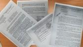2 công văn của Tổng cục Hải Quan và của Chi Cục Hải Quan Cảng Sài Gòn Khu Vực I
