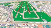 Tan Son Nhat airport terminal construction under controversy
