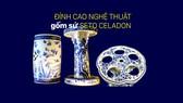 Đỉnh cao nghệ thuật gốm sứ Seto Celadon