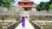 Miễn vé tham quan Di sản Huế với phụ nữ mặc áo dài Việt Nam