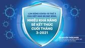 Làn sóng Covid-19 thứ 3 của Việt Nam đã đạt đỉnh, nhiều khả năng sẽ kết thúc cuối tháng 3-2021