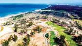 Một dự án sân golf tại miền Trung nằm trên đất rừng phòng hộ.