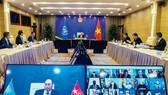 Chủ tịch nước Nguyễn Xuân Phúc họp trực tuyến Hội nghị Thượng đỉnh về biến đổi khí hậu.