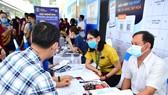 Tư vấn, tuyển dụng lao động tại Trung tâm dịch vụ việc làm thanh niên TPHCM