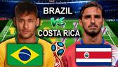 Brazil - Costa Rica: Ngày Neymar tỏa sáng