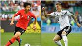 Hàn Quốc - Đức: Mưa bàn thắng cho nhà vô đĩch
