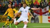 Harry Kane không phải là chuyên gia sút 11m duy nhất ở tuyển Anh.