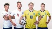 Thụy Điển - Anh: Tam Sư giương móng vuốt (Dự đoán của chuyên gia)