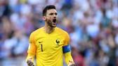 Thủ thành xuất sắc của tuyển Pháp, Hugo Lloris.
