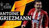 Amntoine Griezmann được vinh danh ở Europa League