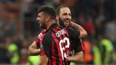 AC Milan - Olympiacos: Chờ xem cặp song sát Higuain - Cutrone (Mới cập nhật)