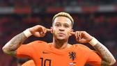 Memphis Depay trong màu áo Hà Lan